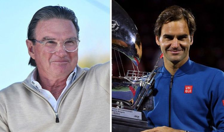 Roger Federer makes surprise Jimmy Connors claim after sealing 100th