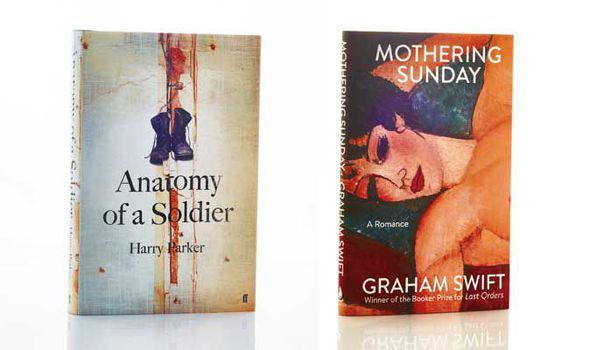 Anatomy Of A Soldier and Mothering Sunday: A Romance- Book reviews ...