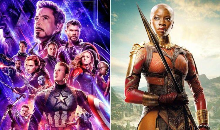 Avengers Endgame Backlash Sees Okoye Star S Name Added To Poster