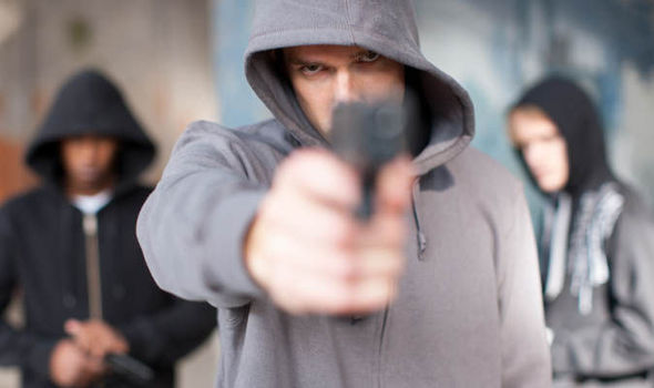 why juveniles join gangs