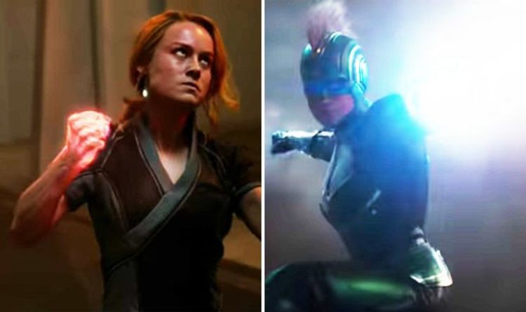 Captain Marvel New Trailer Carol Danvers Proves Shes No Skrull