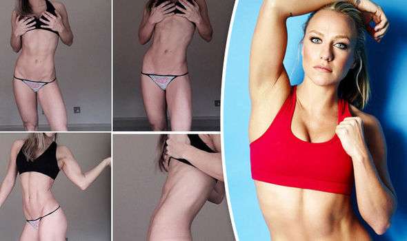 Chloe Madeley Shares Sexy Selfie