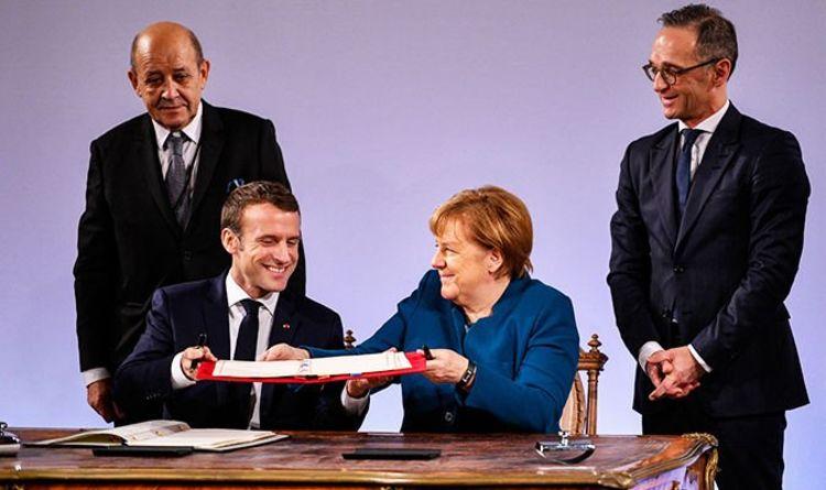 07204754dd99ca EU CRISIS  Furious Portugal demands END to France and Germany DICTATING EU  rules