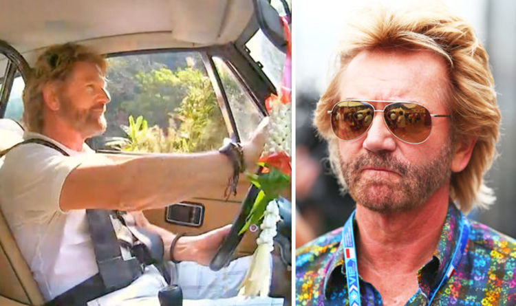 ab4314bad5 Noel Edmonds BLASTS BBC for  deceiving viewers  in new reality show Eight  Go Rallying