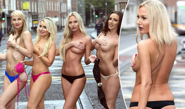 Are Irish models nude removed