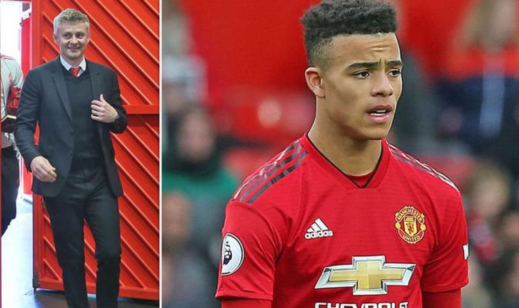Man Utd boss Ole Gunnar Solskjaer explains Mason Greenwood selection
