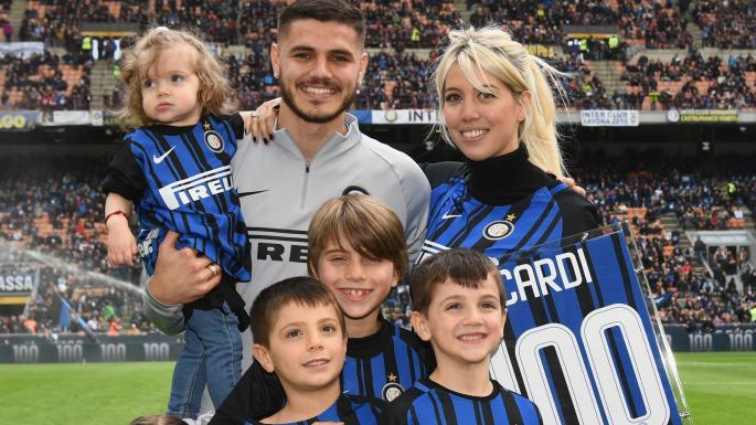 new arrival 2e7b7 f6308 Wanda Nara: wife of Mauro Icardi pays penalty for ...