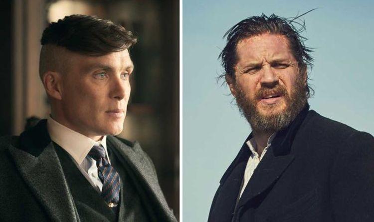 Peaky Blinders Season 5 Will Alfie Return For New Series Writer Drops Tom Hardy Hint Tv Radio Showbiz Tv Express Co Uk