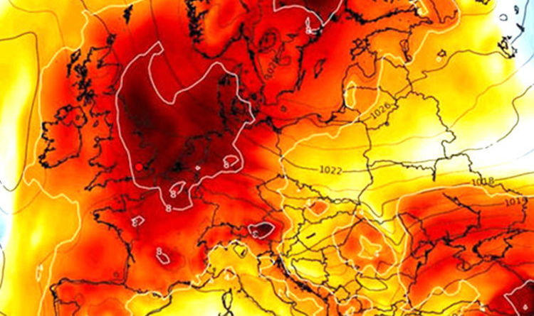 c41f9ded508 HOT weather forecast  Summer 2018 SCORCHER as Britain to be hit by 4 MONTHS  of blazing sun