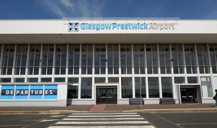 Up for sale: Push to find private owner for Prestwick Airport | UK