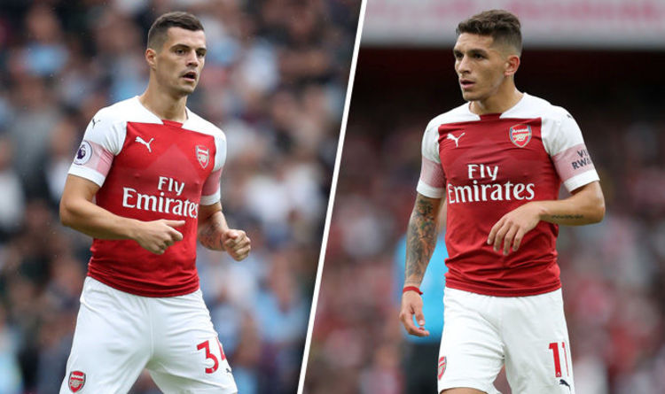Image result for Torreira-Xhaka