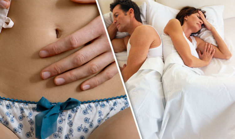 Suffering with pain during sex? It could be caused by one of THESE health  issues