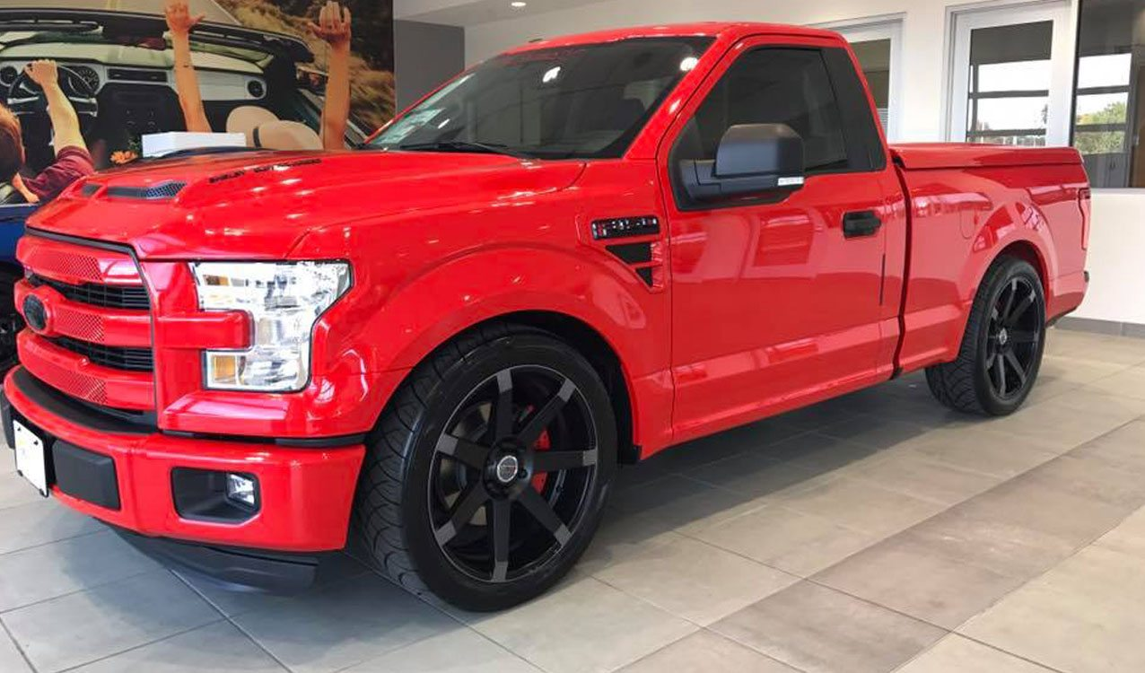 New Ford Lightning >> Outlaw Fm700 By Ford Of Murfreesboro