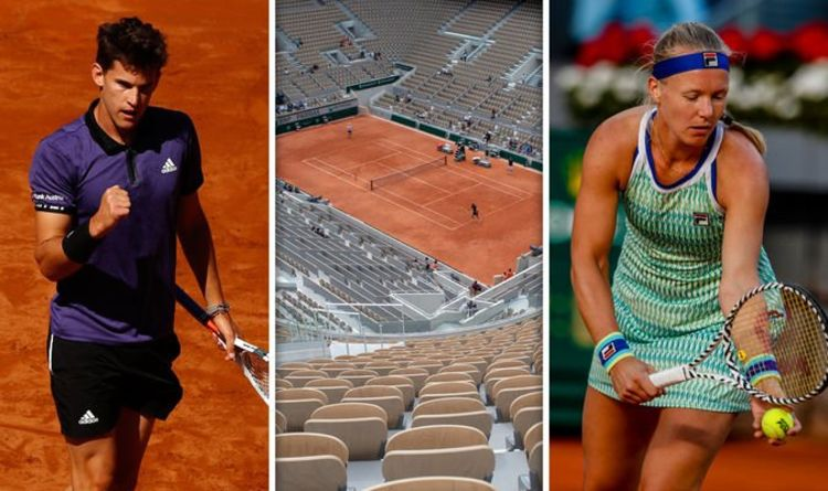 French Open 2019: NINE players to keep an eye on at Roland Garros