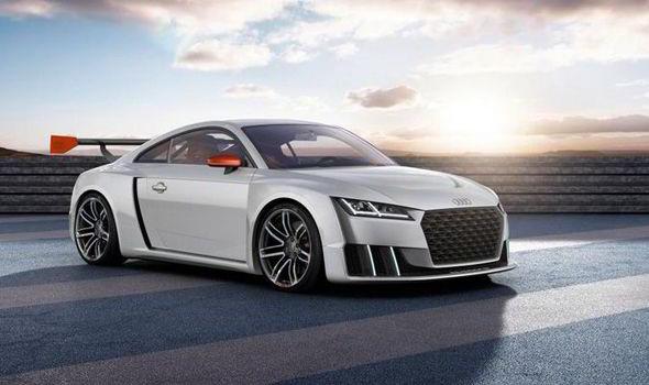 Audi TT New Model German Carmaker Expresscouk - New audi tt