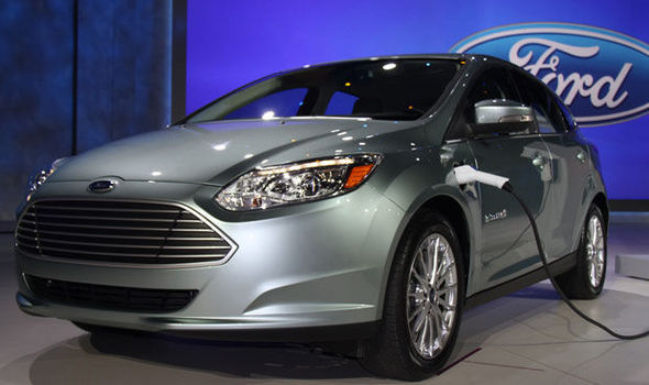 Ford Focus Electric The