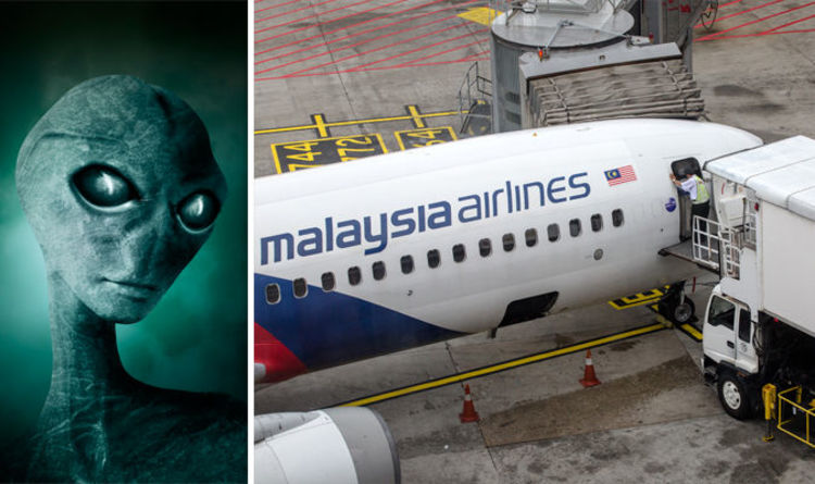 MH370: 'They are NON HUMAN' Shock claim ALIENS responsible for