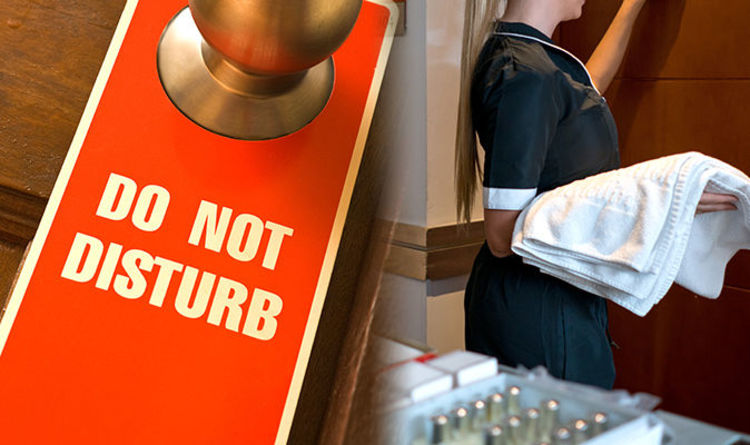 This Is Why You Should Never Put Your Do Not Disturb On Your Hotel