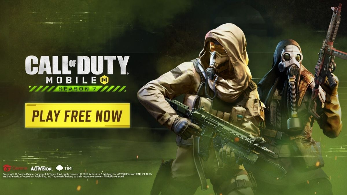 Call Of Duty Mobile Season 7 Is Live In Korean Version Of The Game