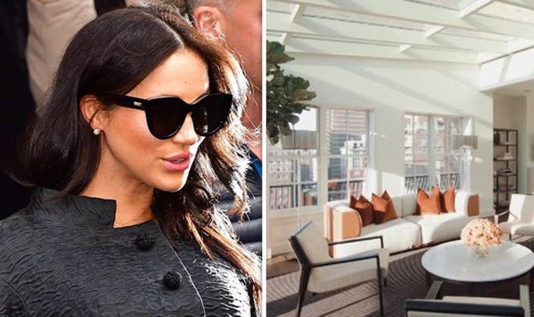 Meghan Markle News Duchess Of Sussex Baby Shower Venue Revealed