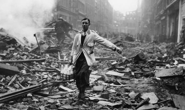 40 Facts About The 1940 Bombings Of Ww2 History News Expresscouk