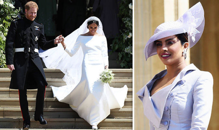dadd6366a6d95 Priyanka Chopra  Meghan Markle s pal spills  last-minute  Royal Wedding 2018  dress  DRAMA