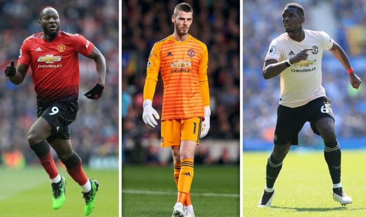 1f570ac97 Man Utd could lose THREE stars including Paul Pogba if they FAIL to reach Champions  League