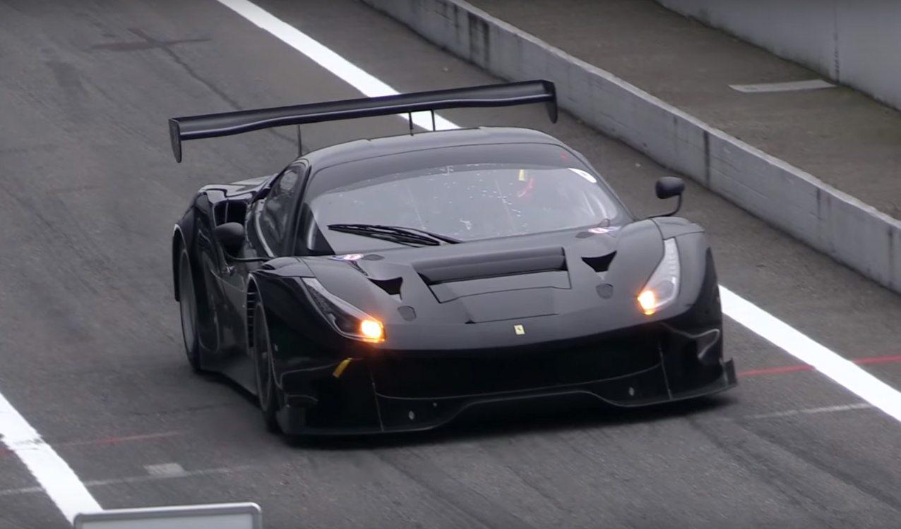 488 Gt3 May Be The Best Ferrari Race Car