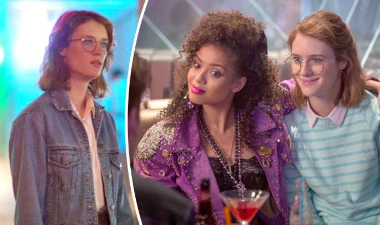 Black Mirror Season 3 San Junipero Explained What Hened In Tv Radio Showbiz Express Co Uk