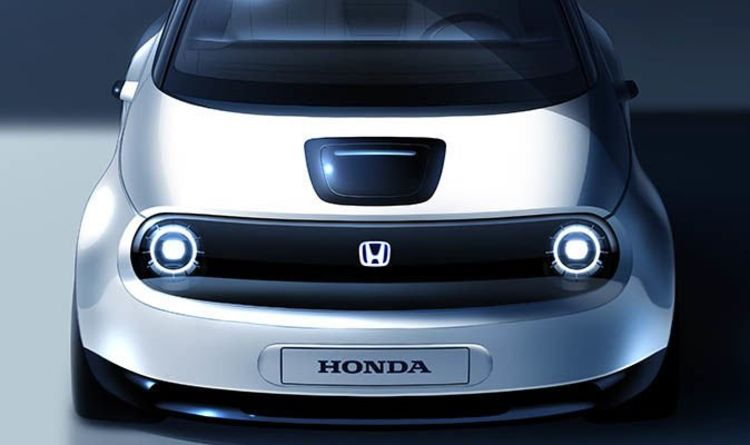 Honda Urban Ev 2019 Confirms Debut For New Retro Styled Electric Car