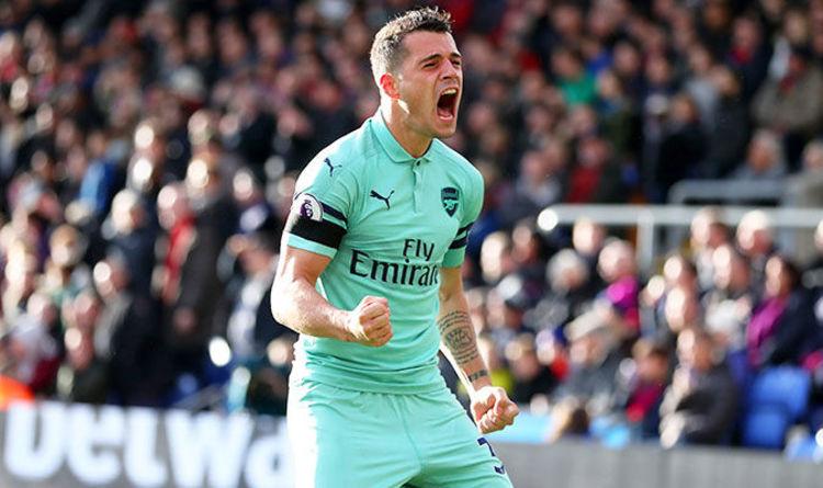 Xhaka Bahas Golnya serta Suspensi Penalti untuk Arsenal
