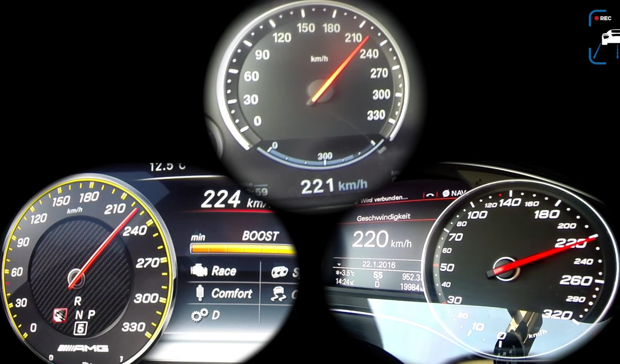 2017 Mercedes Amg E63 S Vs Bmw M5 Vs Audi Rs7