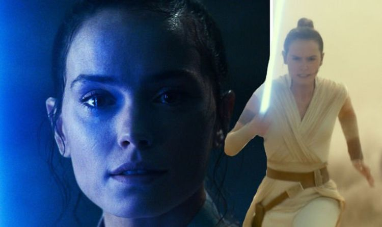 Star Wars The Rise Of Skywalker Who Are Rey S Parents Huge Revelation Films Entertainment Express Co Uk