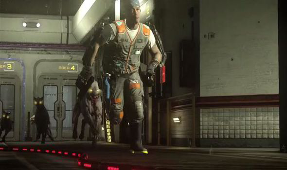 Ps4 News Advanced Warfare Zombies Enemies Revealed Dying Light Delayed Psn Discount Gaming Entertainment Express Co Uk