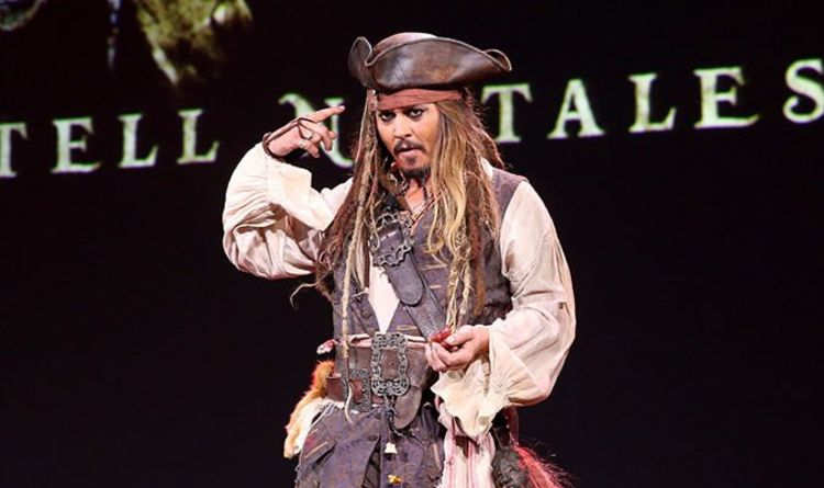 689db3d101 Johnny Depp axed from the Pirates Of The Caribbean