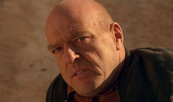 breaking bad why was hank almost kiled off in season one tv