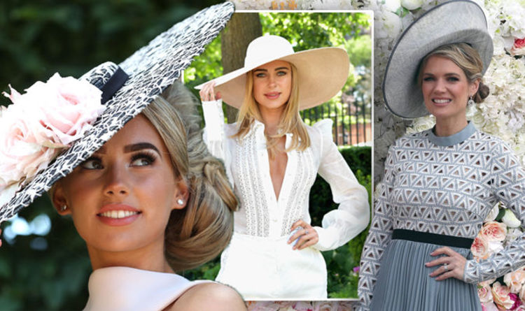 966a9afb67ec8 Royal Ascot 2018  The best dressed at Ladies Day - including some familiar  famous faces