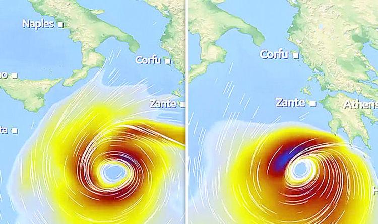 URAGAN NA MEDITERANU?! Grčkoj prijete velike poplave i orkanski udari vjetra, izdato upozorenje najvećeg stepena