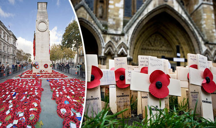 When is remembrance sunday 2017 why do we wear red poppies uk why do we wear red poppies uk news express mightylinksfo