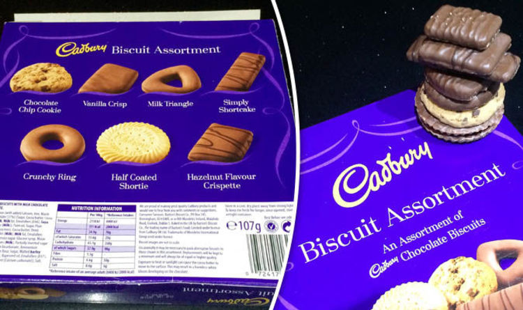 Cadbury Slammed For Selling A Box Containing Only Eight