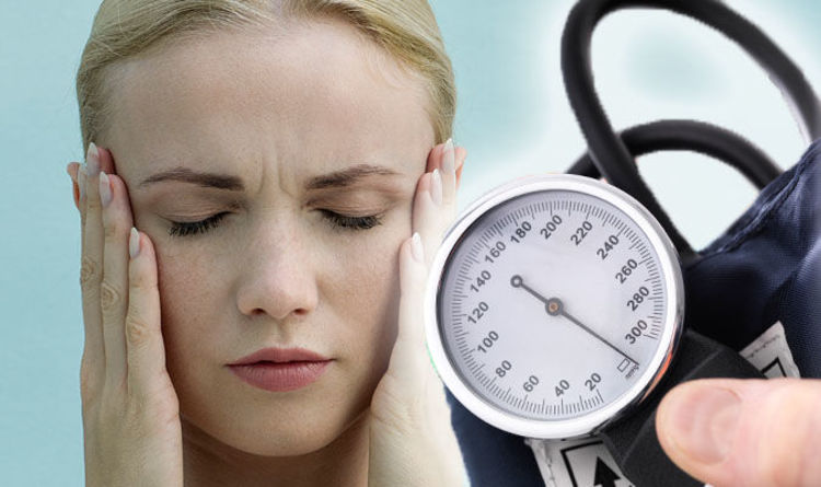 High blood pressure symptoms: Hypertension signs include numb face