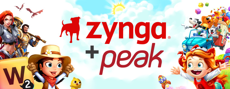 Zynga acquires Turkey's Peak Games for $1.8B, after buying its card games  studio for $100M in 2017 | TechCrunch