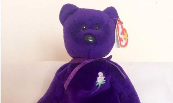 The Princess Diana Beanie Baby worth thousands of pounds eBay 493606d06fc