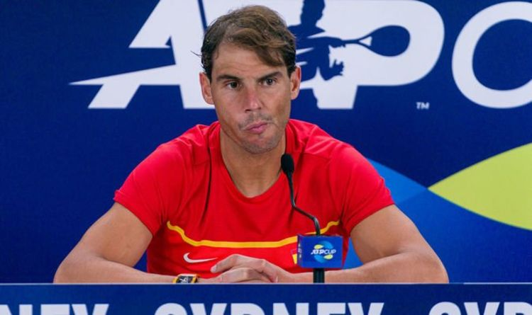 Rafael Nadal Opens Up On Roger Federer Rivalry Ahead Of