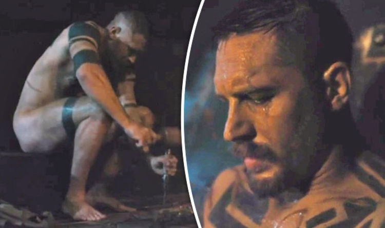 Congratulate, remarkable Tom hardy nude sccene apologise