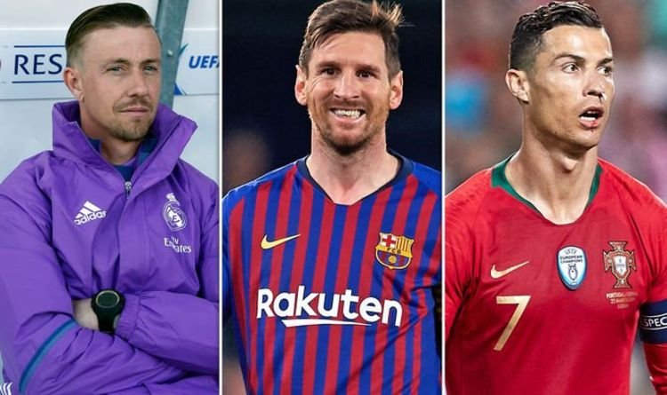 b5c6c0d293a Lionel Messi: Barcelona star has more talent than Cristiano Ronaldo - Real  Madrid legend