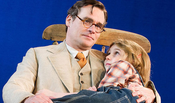 Review To Kill A Mockingbird Barbican Theatre Neil Norman