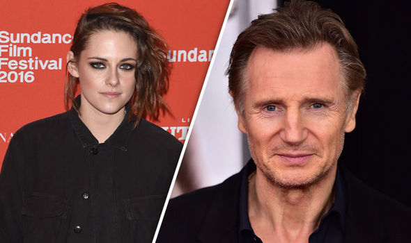 Neeson dating famous woman