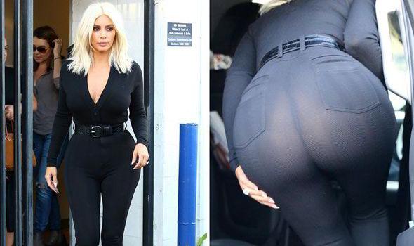 Kim kardashian malfunction
