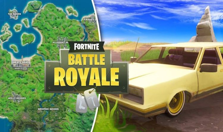 Fortnite Compact Cars Hydro 16 Location Domination Overtime Challenge Solved Gaming Entertainment Express Co Uk